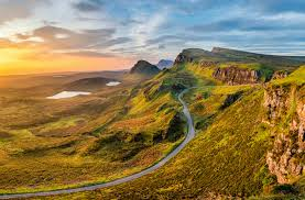Motorcycle tours in Scotland